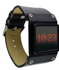 Digitaal horloge -- digitaalhorloge.linkcorrect.nl